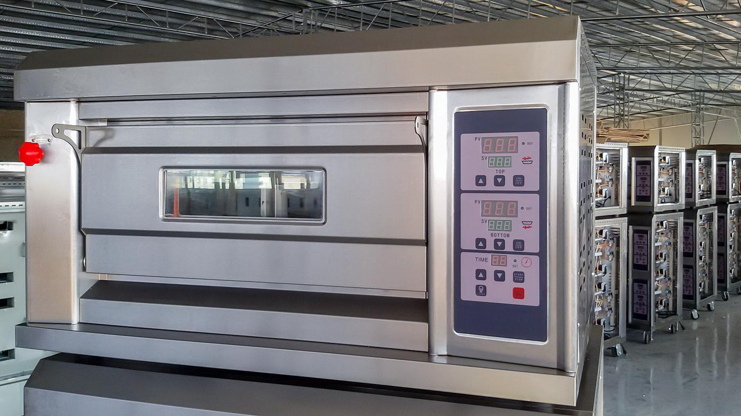 Stainless Steel Bakery Oven
