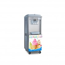18-20Kg Per Hour CE Commercial Soft Serve Ice Cream Machine TT-I94D